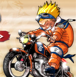 naruto ride online game